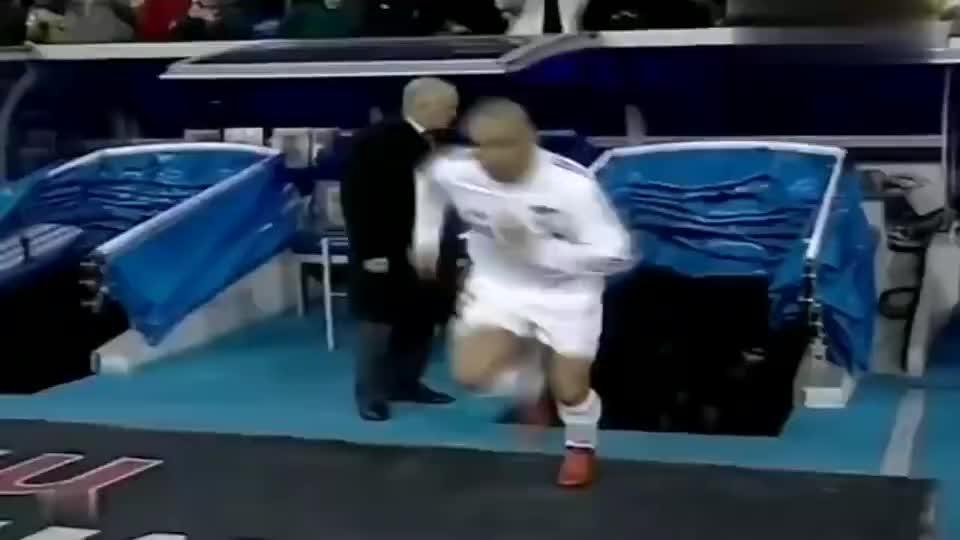 老球迷都爱大罗因为一旦看过他踢球便再也不会忘记