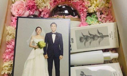 继张若昀唐艺昕婚礼伴手礼曝光后,刘诗诗儿子满月酒礼盒也被曝光