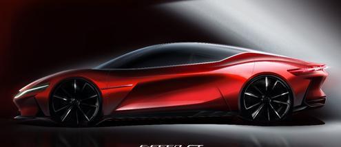 中国E-SEED GT超跑的诞生地 比亚迪全球设计中心