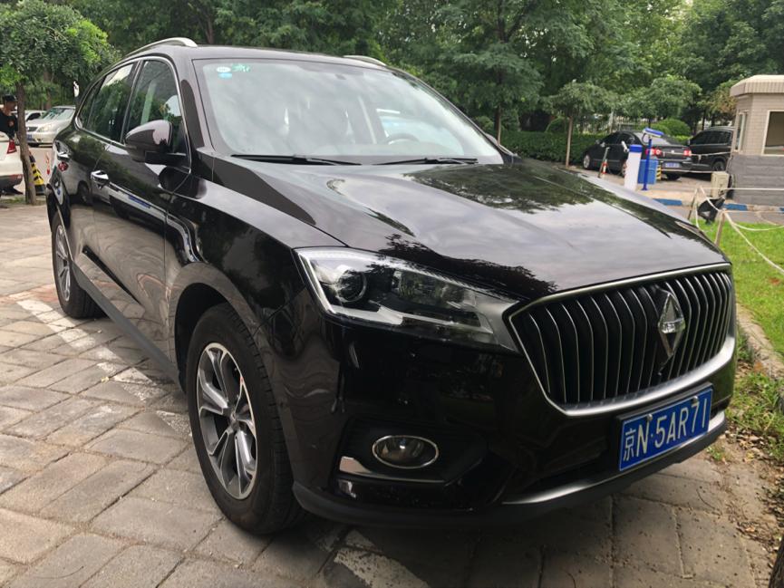 宝沃BX7租车小记:动静皆宜 解锁限号出行新方式
