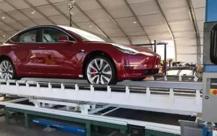 因质量问题较多,85辆特斯拉Model 3遭退订