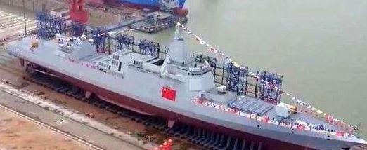 我国055级全面超越世宗大王级,攻舰攻陆能力强,雷达性能出色