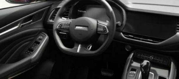 这才是年轻人购车的首选,轿跑车身+全系带T,还是国六仅11.99万