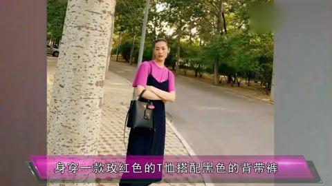 刘雯的腿有多直?看到她在水泥上走猫步,腿间连纸张都放不下