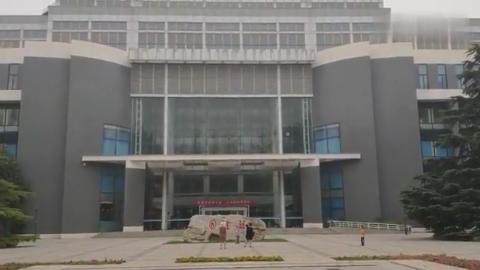 洋洋带你到大学校园逛逛之北京航空航天大学图书馆