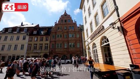 德国旅游必去景点感受海德堡城堡的独特魅力