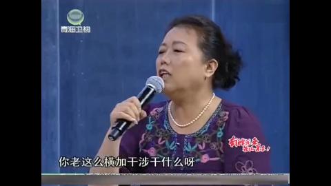 替女儿台上叫板婆婆疯狂揭老底评委怒斥何必让孩子痛苦