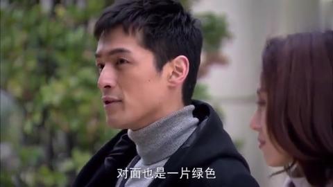电视剧:白富美炫耀家族的产业,不料穷小子竟看不上,尴尬了
