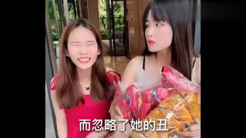 陈三废吐槽姐姐因能吃才单身,看妹妹说了什么令姐妹俩抱一起哭了