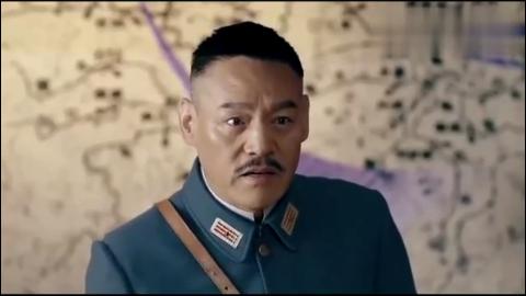 一代枭雄:川北出现了红军,刘祥十分不解,派出魏正先前去查看