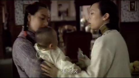 杨立仁回家见自己的老父亲,扑通一声跪在地上,场面也太感人了吧