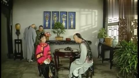 康熙微服私访记:宜妃拐弯抹角告诉康熙皇帝,路边的野花,不要采