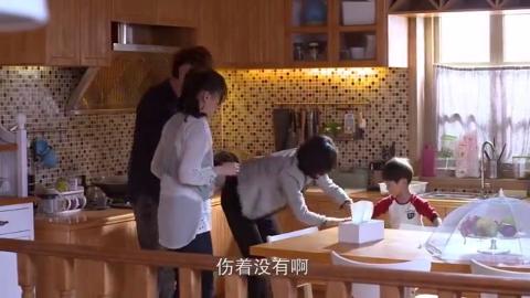家庭:灰姑娘白天忙工作,回家还要打理家务活,憋屈得直流眼泪