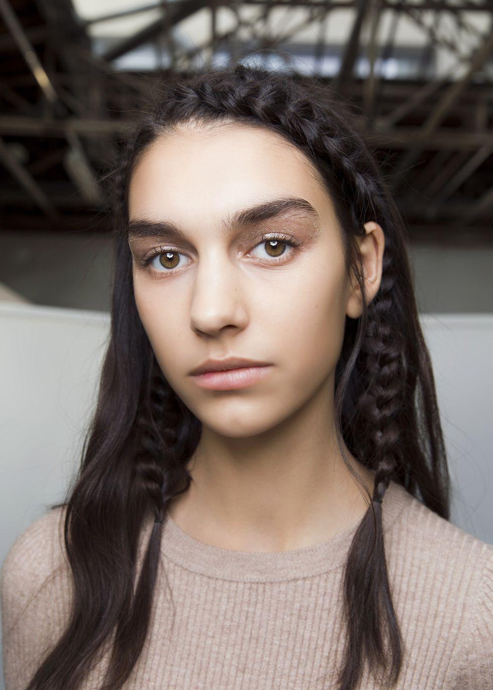 2019时尚达人必学的11款编发发型,款款都是大爱图片