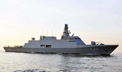 巴基斯坦开始弥补自身短板,一口气买下四艘轻型护卫舰