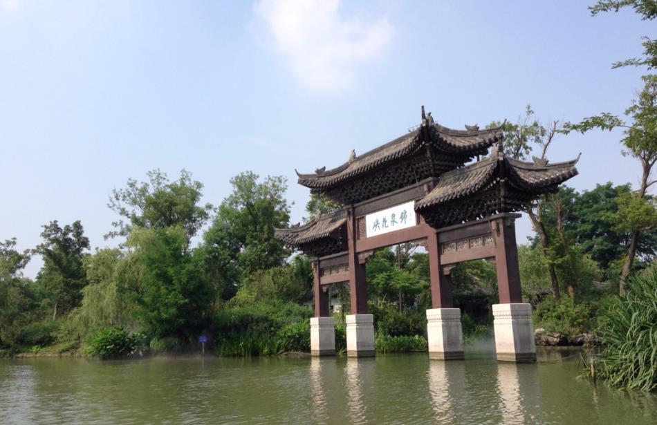 江苏人气很高的一个湖泊,被列入世界文化遗产名录,改名改对了