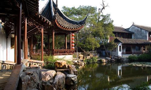 江苏苏州旅游推荐,在江南水乡,感受草木人文
