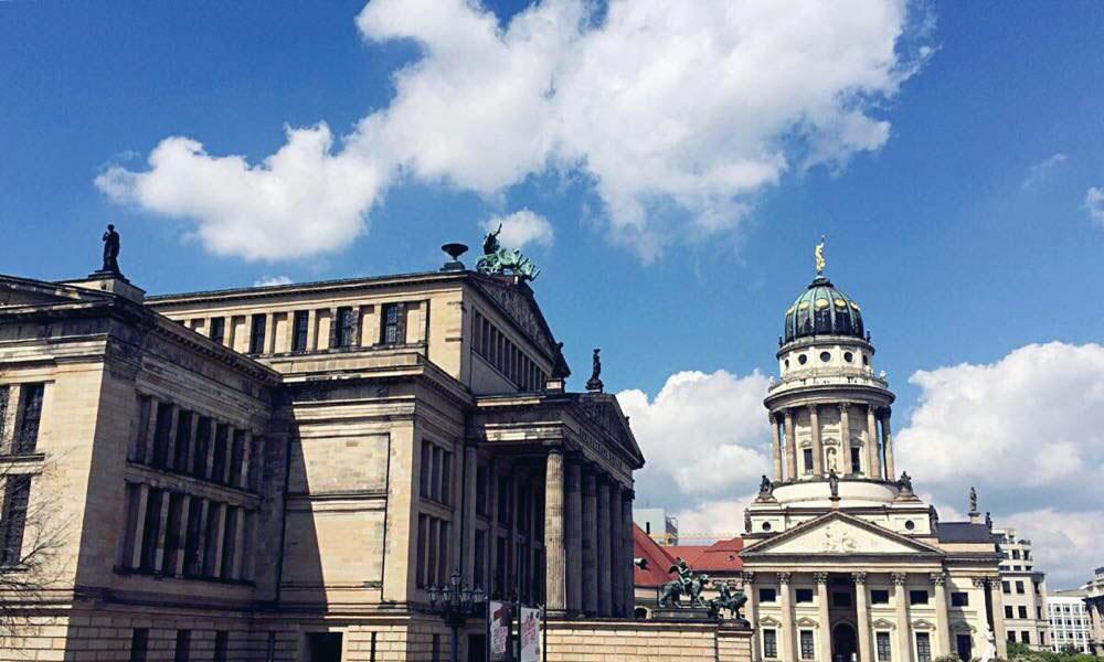 德国最大的城市,也是德国的首都,在世界城市中却是个二线