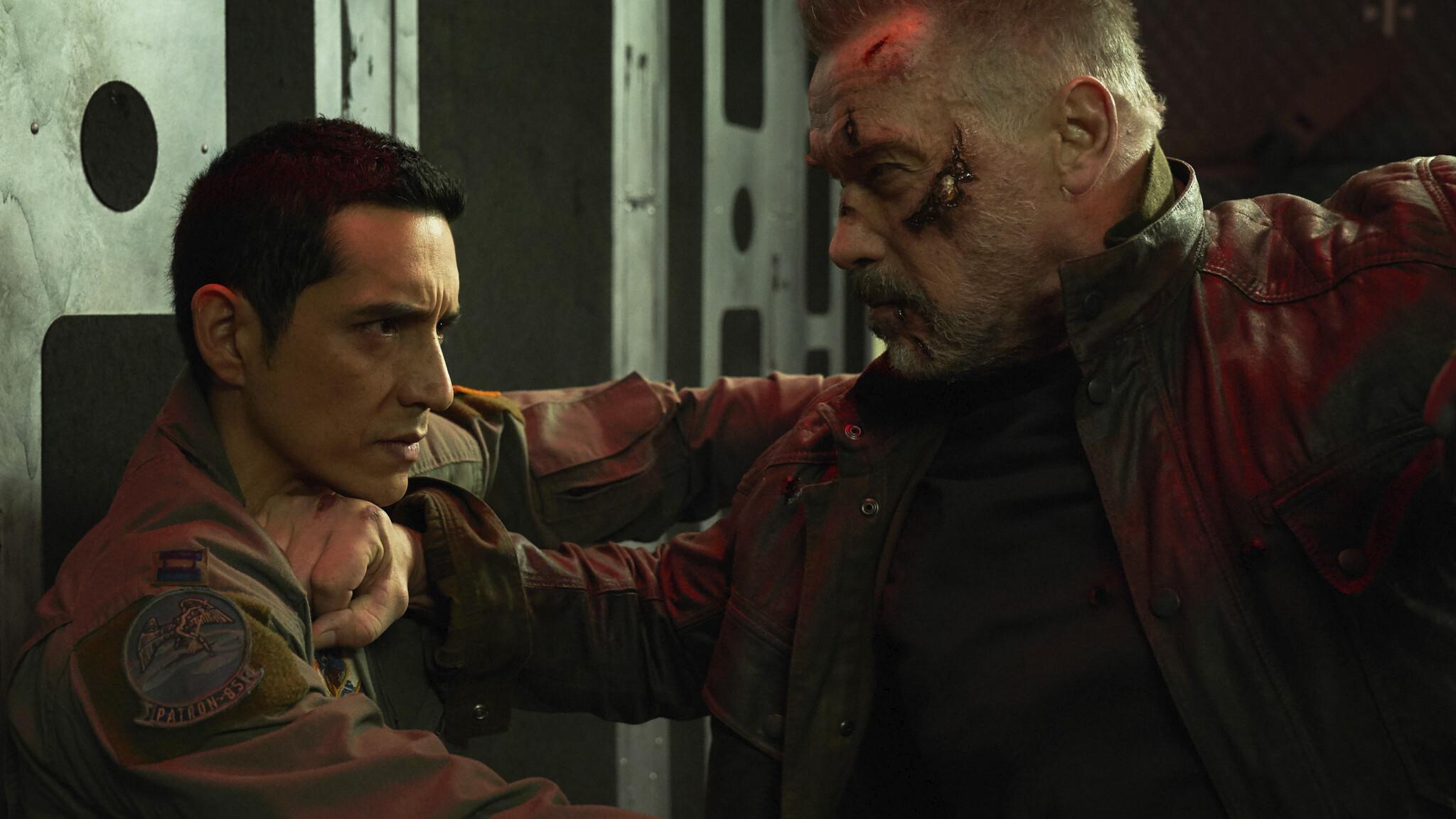 杀出黎明 卡梅隆科幻动作经典新篇《终结者:黑暗命运》确认引进