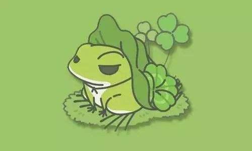 旅行的青蛙里青蛙是不是人类
