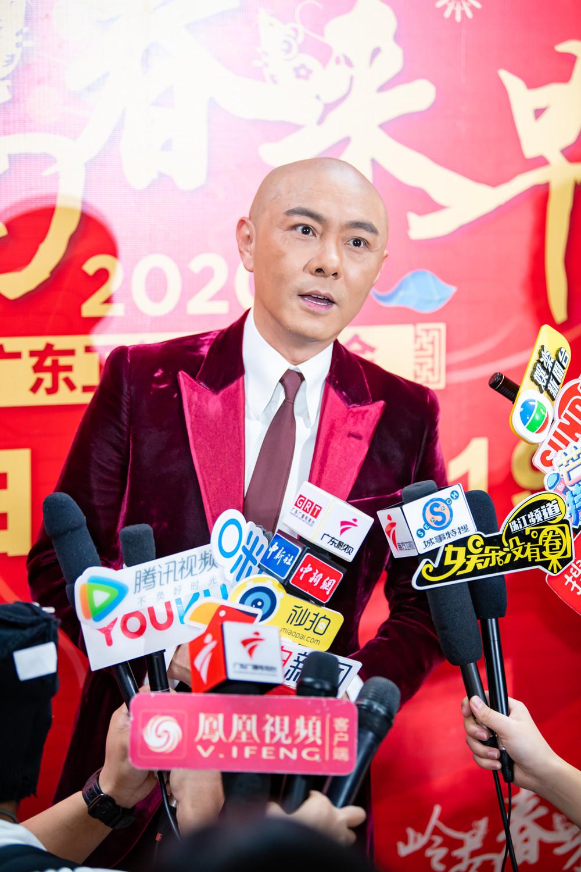 """张卫健亮相广东卫视春晚 十里春风""""鼠""""初一最热闹"""