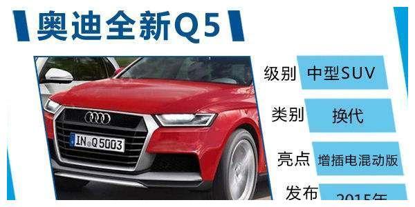 奥迪新能源汽车有哪些,奥迪新能源汽车车型推荐
