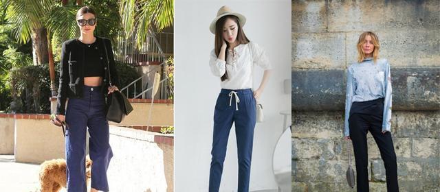 女人过了40岁,记住穿这3种裤子,能轻松美出边际