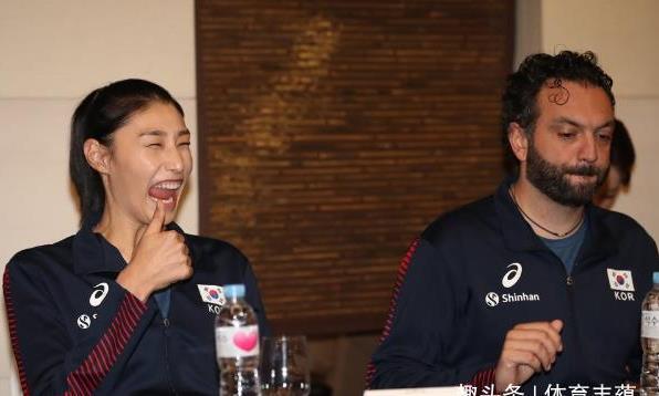 冠军稳了?中国女排二队出征,金软景开心合不拢嘴