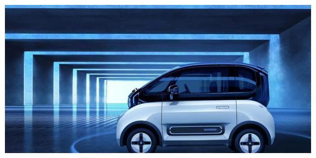 欧拉R1或遇劲敌?曝新宝骏首款新能源汽车设计图:造型独特