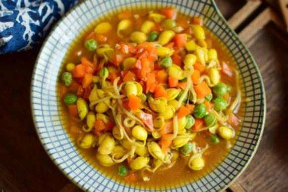 胡萝卜和此物一起炒,百吃不腻,改善视力,燃烧脂肪,赘肉不见了