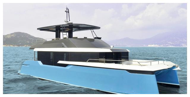 莫阿娜52双体豪华游艇,国产智造,国际品质