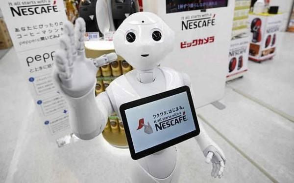 pepper机器人是什么 pepper机器人配置价格如何