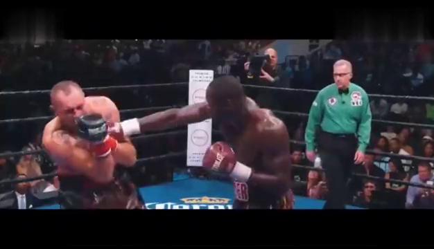 美国重量级第一人维尔德超凶残KO,对手倒地抽搐不止!
