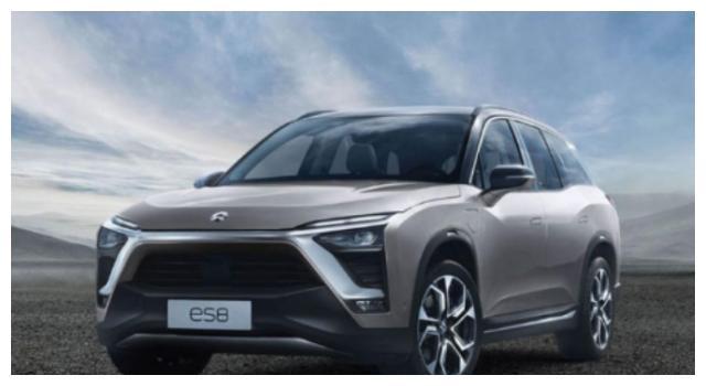 风口浪尖的天之骄子,蔚来汽车ES8国产品牌新起航