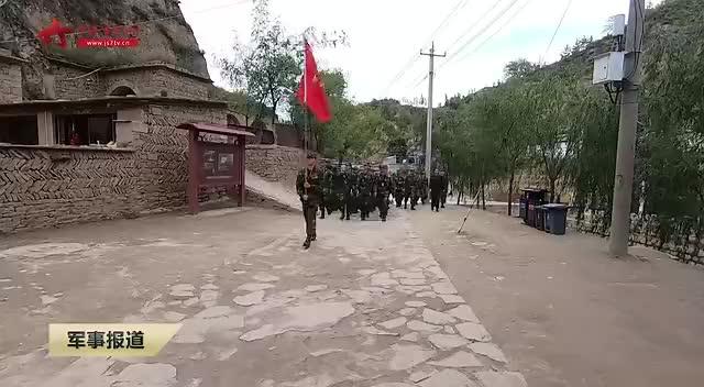 火箭军工程大学新学员走进革命圣地延安