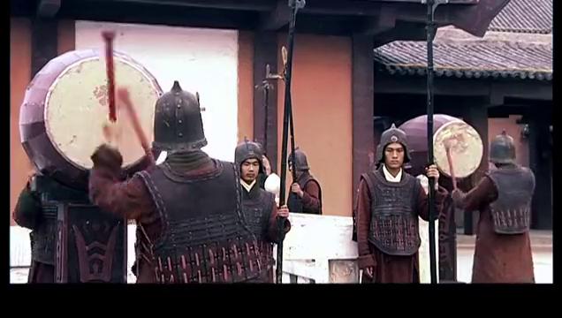 西风烈:秦王前往募兵,怎料手下却搞得跟送行一样,精彩!