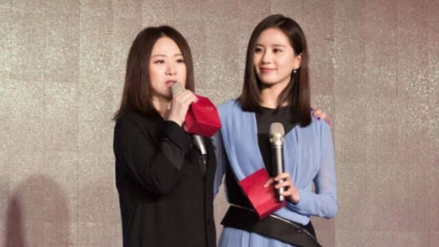 她是女总裁背景强大,成就胡歌被称为他的伯乐,刘诗诗叫她姐