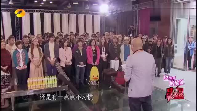 志同道合的小伙相遇,演唱《勇敢一点》,获得罗大佑认可!