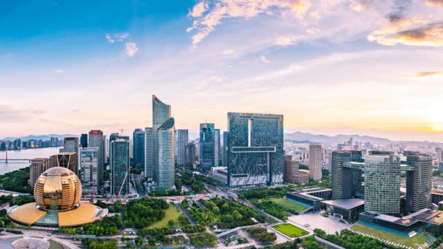 摄影师的视角记录这座崛起的城市!杭州 | 看我们的『盛世钱塘』