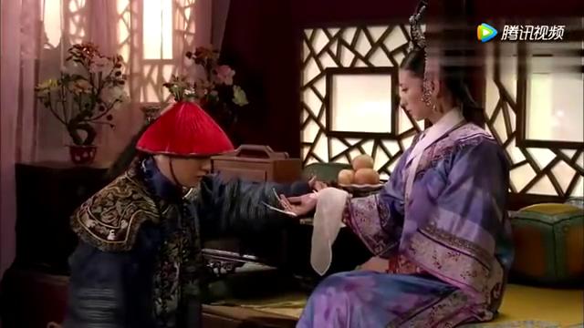 眉庄出轨有了温太医的孩子,居然使出杀手锏,皇上表情亮了