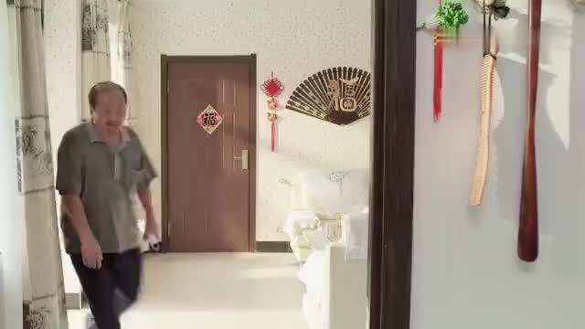乡村爱情广坤被七哥骂还腆着脸笑气人