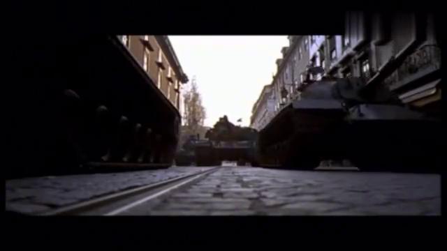 欧美高分战争片《四月的上尉》精彩片段放送