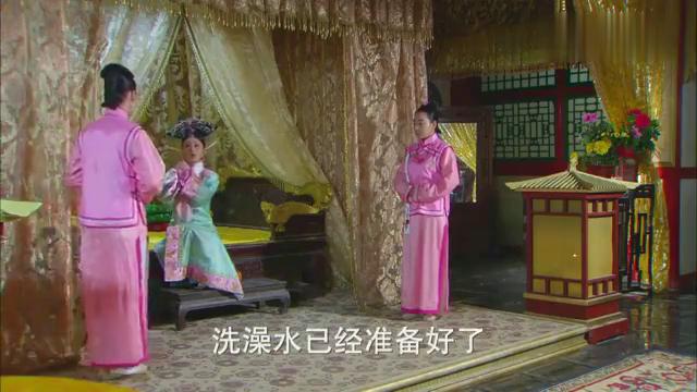 钱塘传奇:鱼娘被抓,四娘逃走之后误入了东宫被富察氏所救