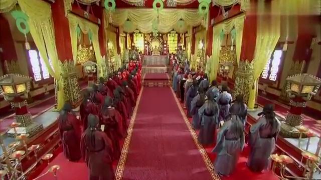 张天佐献奸计,武三思亲自请缨当巡边大使,丞相说的话太逗了