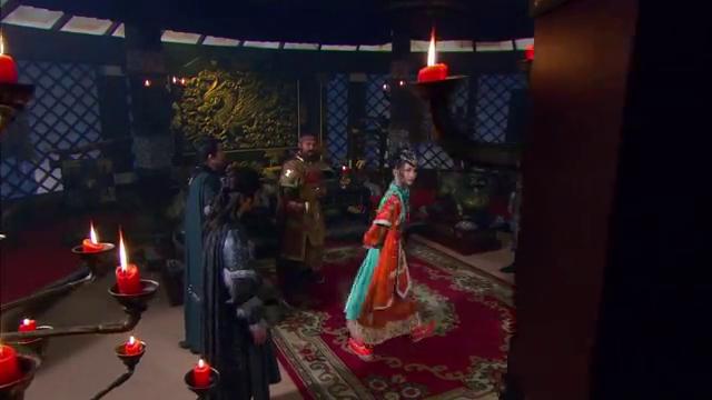 隋唐英雄:王爷被响马掳走,没想到元帅认识响马,这下好办了!