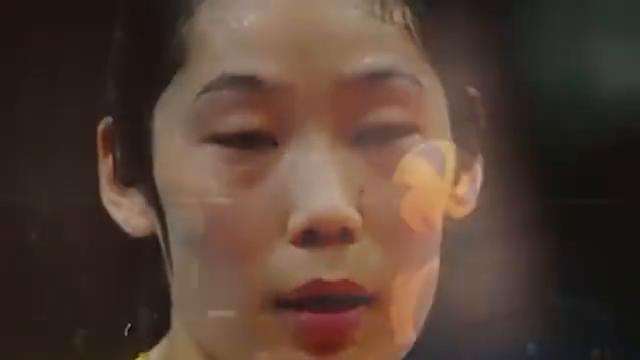 致敬中国体坛最美巾帼女英雄们,加油!