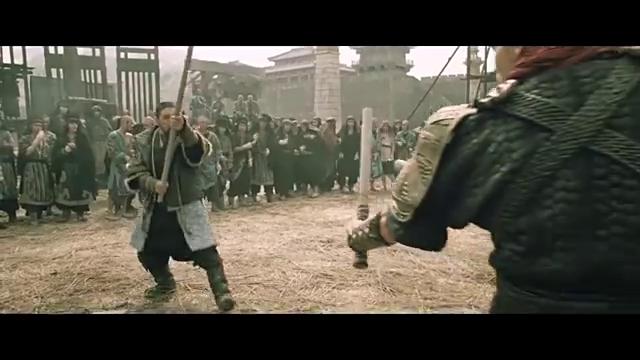 天将雄狮:都护府人和罗马人比武,网友:这才是功夫