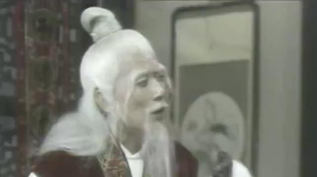 铁拐李愿助吕洞宾得道成仙,岂料吕洞宾不识好人心