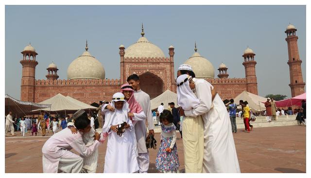 历史上的巴基斯坦