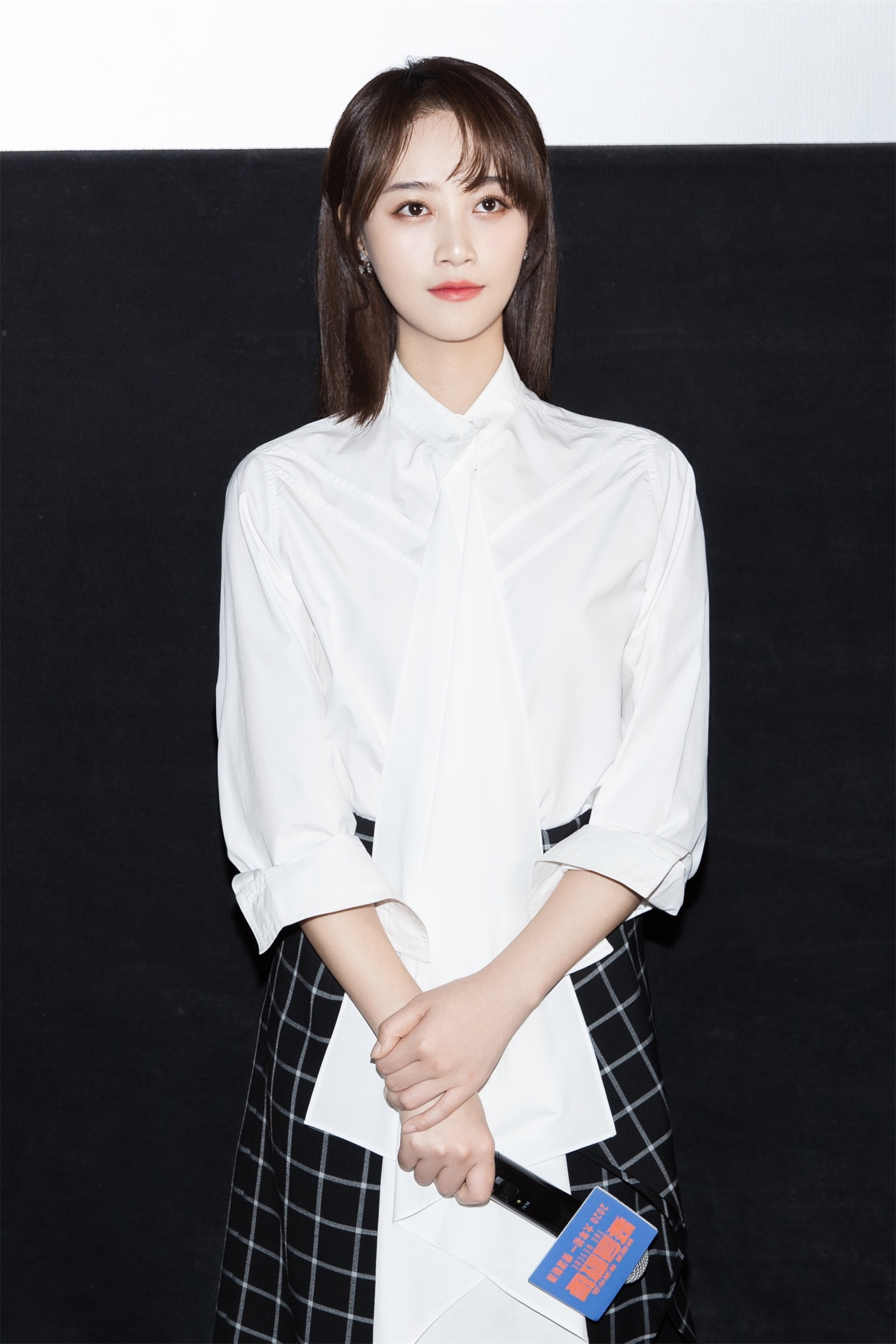 """蓝盈莹《紧急救援》路演  现场约戏期待被""""虐"""""""